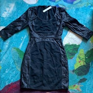 NWT tart collections black dress